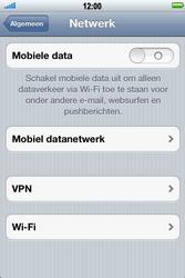 Apple iPhone 4 S - Internet - Handmatig instellen - Stap 5