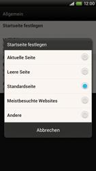 HTC One X - Internet und Datenroaming - Manuelle Konfiguration - Schritt 21