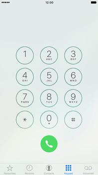 Apple Apple iPhone 6s Plus iOS 10 - SMS - Manual configuration - Step 5