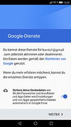 Huawei P8 Lite 2017 - E-Mail - Konto einrichten (gmail) - Schritt 13