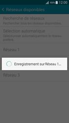Samsung A500FU Galaxy A5 - Réseau - Sélection manuelle du réseau - Étape 9