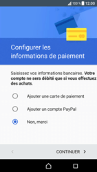 Sony Xperia XZ (F8331) - Applications - Créer un compte - Étape 19