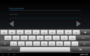 Sony Xperia Tablet Z LTE - Applicazioni - Configurazione del negozio applicazioni - Fase 12