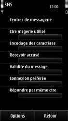 Nokia E7-00 - SMS - configuration manuelle - Étape 9
