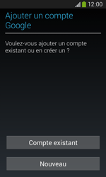 Samsung Galaxy Ace III - Applications - Configuration de votre store d