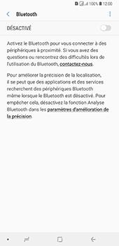 Samsung Galaxy A7 (2018) - Bluetooth - connexion Bluetooth - Étape 8