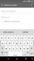 HTC Desire 530 - E-mails - Ajouter ou modifier un compte e-mail - Étape 6