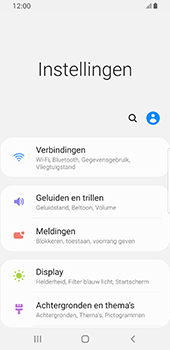 Samsung galaxy-s8-sm-g950f-android-pie - Bluetooth - Aanzetten - Stap 3