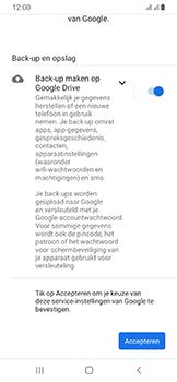 Samsung Galaxy A40 - E-mail - Handmatig instellen (gmail) - Stap 12