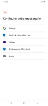 Samsung Galaxy A42 5G - E-mails - Ajouter ou modifier votre compte Gmail - Étape 8