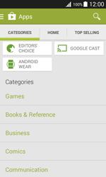 Samsung J100H Galaxy J1 - Applications - Download apps - Step 8