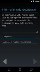 Sony Xperia Z1 - Applications - Configuration de votre store d