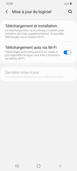 Samsung Galaxy S20 5G - Logiciels - Installation de mises à jour - Étape 5