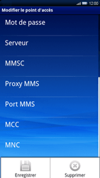 Sony Xperia X10 - Internet - Configuration manuelle - Étape 11