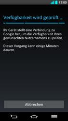 LG G2 - Apps - Konto anlegen und einrichten - 0 / 0