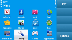 Nokia N97 - MMS - Manual configuration - Step 3
