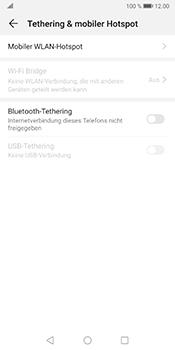 Huawei Mate 10 Pro - Android Pie - WiFi - So aktivieren Sie einen WLAN-Hotspot - Schritt 5
