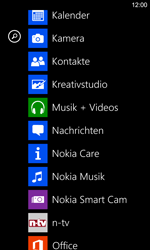 Nokia Lumia 925 - SMS - Manuelle Konfiguration - Schritt 3