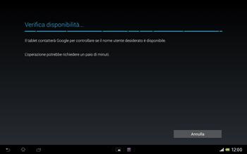 Sony Xperia Tablet Z LTE - Applicazioni - Configurazione del negozio applicazioni - Fase 10