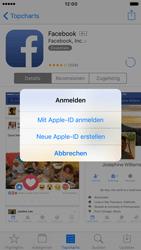 Apple iPhone 6s iOS 10 - Apps - Konto anlegen und einrichten - Schritt 8