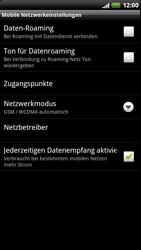 HTC Sensation XE - Internet - Manuelle Konfiguration - 6 / 20