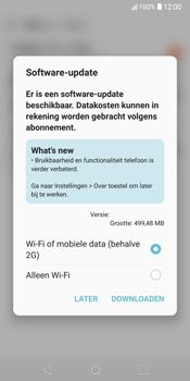 LG V30 (LG-H930) - Software updaten - Update installeren - Stap 11