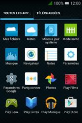 Alcatel Pixi 3 (3.5) - Applications - Comment vérifier les mises à jour des applications - Étape 3
