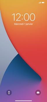 Apple iPhone 11 - iOS 14 - Téléphone mobile - Comment effectuer une réinitialisation logicielle - Étape 4