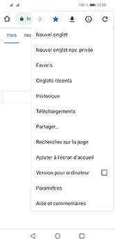 Huawei Y5 (2019) - Internet et connexion - Naviguer sur internet - Étape 12