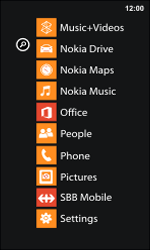 Nokia Lumia 800 / Lumia 900 - MMS - Manual configuration - Step 5