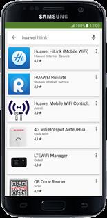 Huawei E5770 - Apps - Anwendung für das Smartphone herunterladen - Schritt 7