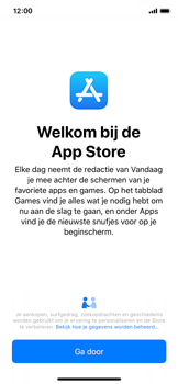 Apple iPhone X - iOS 12 - Applicaties - Download apps - Stap 3