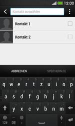 HTC Desire 500 - Anrufe - Anrufe blockieren - 7 / 11