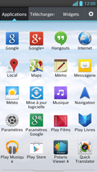 LG P875 Optimus F5 - Bluetooth - connexion Bluetooth - Étape 5