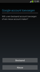 Samsung Galaxy S4 VE 4G (GT-i9515) - Applicaties - Account aanmaken - Stap 4