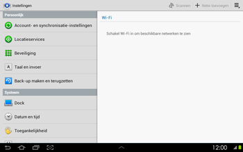 Samsung P5100 Galaxy Tab 2 10-1 - E-mail - Instellingen KPNMail controleren - Stap 5