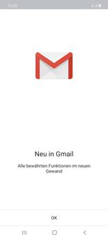 Samsung Galaxy Note 20 5G - E-Mail - Manuelle Konfiguration - Schritt 5