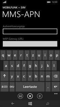 Microsoft Lumia 640 XL - MMS - Manuelle Konfiguration - 2 / 2