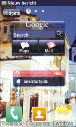 Samsung S8500 Wave - Internet - automatisch instellen - Stap 4