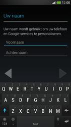HTC One Mini - Applicaties - Account aanmaken - Stap 5