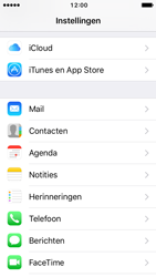 Apple iPhone 5 met iOS 10 (Model A1429) - E-mail - Handmatig instellen - Stap 4