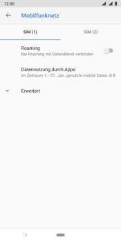 Nokia 9 - Netzwerk - Netzwerkeinstellungen ändern - Schritt 7