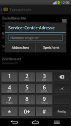 LG G Flex - SMS - Manuelle Konfiguration - 1 / 1
