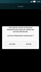 Huawei Y5 - Photos, vidéos, musique - Envoyer une photo via Bluetooth - Étape 10