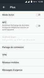 Crosscall Trekker M1 Core - Internet et connexion - Partager votre connexion en Wi-Fi - Étape 5
