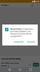 LG G5 SE - MMS - Erstellen und senden - 2 / 2