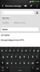 HTC Desire 601 - E-mail - envoyer un e-mail - Étape 9