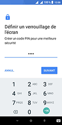 Alcatel 1 - Sécuriser votre mobile - Activer le code de verrouillage - Étape 9