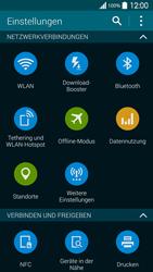 Samsung G900F Galaxy S5 - Ausland - Auslandskosten vermeiden - Schritt 6