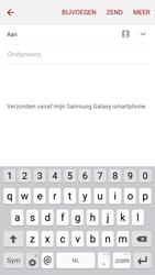 Samsung J320 Galaxy J3 (2016) - E-mail - E-mails verzenden - Stap 5